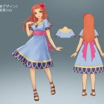 Marin is the newest playable character in Hyrule Warriors Legends