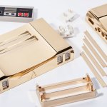 You can get a 24-karat gold-plated NES for just $4,999