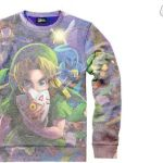 New Majora's Mask clothing heading to Bioworld