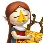 Make way for Medli: Here are the file sizes for the latest Hyrule Warriors updates