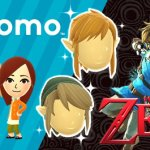 Link outfits announced in Miitomo to promote The Legend of Zelda at E3 2016