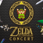 Concerts celebrating Zelda's 30th anniversary coming to Japan later this year