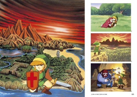 Hyrule Graphics 1