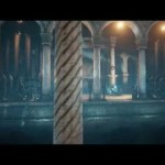The Water Temple in the Unreal engine looks as beautiful as it is frustrating