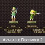 New 30th Anniversary Zelda amiibo announced