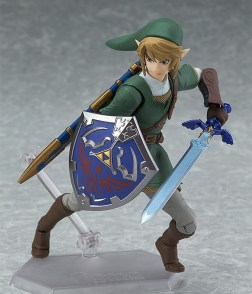 Link Twilight Princess Figma 1