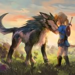 Fanart Friday: Breath of the Wild Meets Twilight Princess