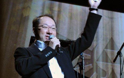 Mr Koji Kondo @ The 25th Anniversary Symphony