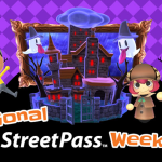 Fill up your 3DS alongside your trick-or-treat bag during the Halloween National StreetPass Weekend