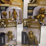 Link gets the Goldfinger treatment as Jakks Pacific unveils new figures