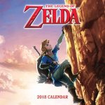 2018 Zelda Wall calendar up for pre-order