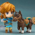 Breath of the Wild Link Nendoroids pre-orders now available