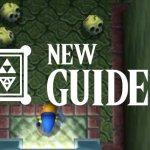 New guides: Continuing our journey through A Link Between Worlds