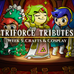 Triforce Tributes week 5: Display your Zelda crafts and cosplay