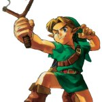Link's Ocarina of Time design was based on a 'famous Hollywood actor'