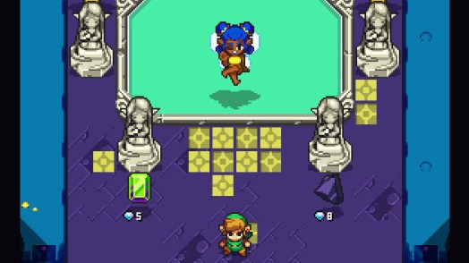Cadence of Hyrule Fairy Fountain