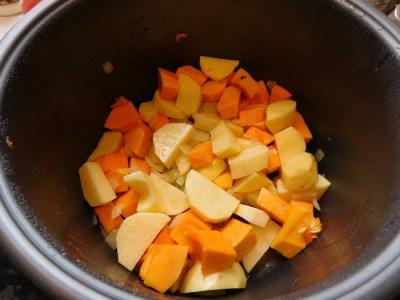 гарбузовий суп зображення 1