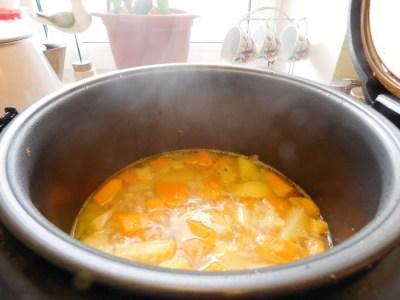 гарбузовий суп зображення 2