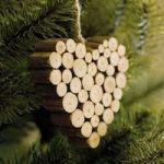 Новорічний декор з винних корків – 17 ідей