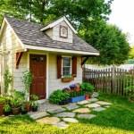 Маленькі будиночки — 100 ідей для натхнення