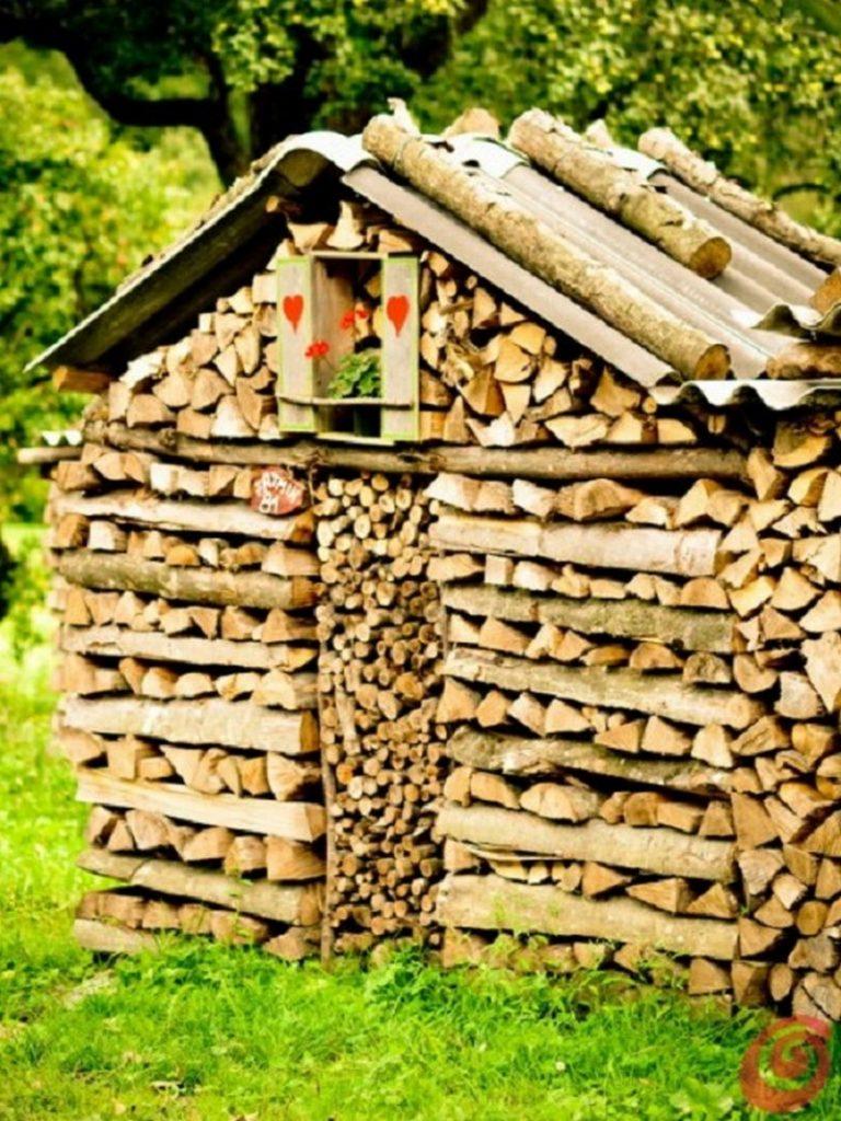 дрова картинка 8