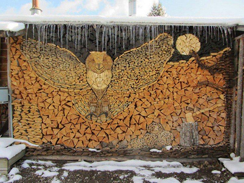 дрова картинка 1