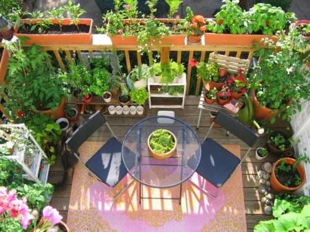 балкон картинка 25