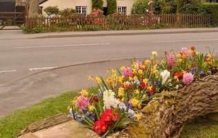 Квітник своїми руками – 40 ідей для саду