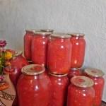 Консервовані помідори без оцту