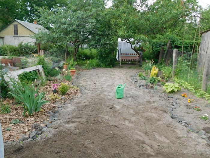 підготовка грунту під газон