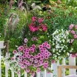 Квіткові композиції для балкону – 8 схем
