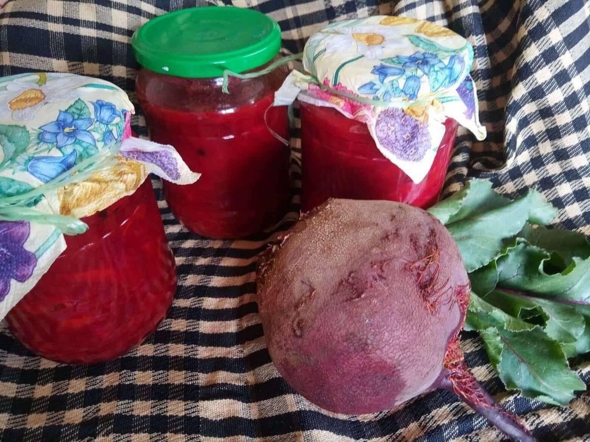 Борщова заправка на зиму – рецепт Людмили Воропаєвої