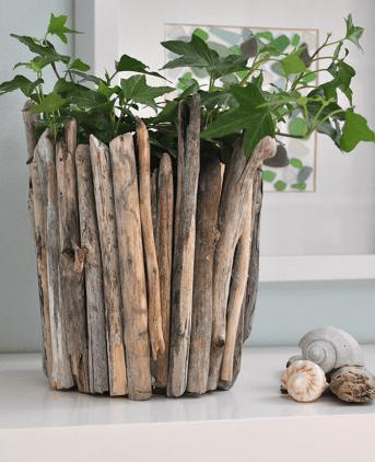 Дерево для декору горщиків