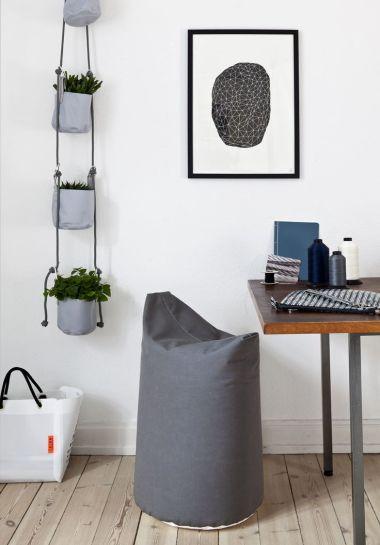 Підвісити рослини можна на стіни