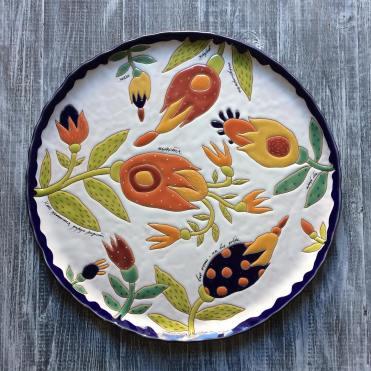 Посуд Vita Khaidurova ceramics