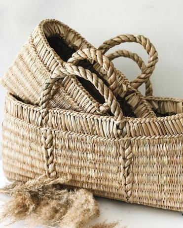 Торбинки YourYarn Knit Clo & Straw Bags