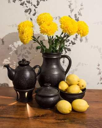 Посуд «Чорна Кераміка Сергія Івашківа»