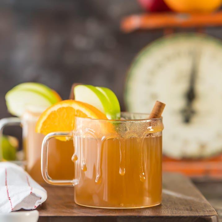 Безалкогольний яблучний сидр