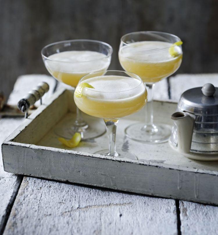 Чайний коктейль «Ерл грей»