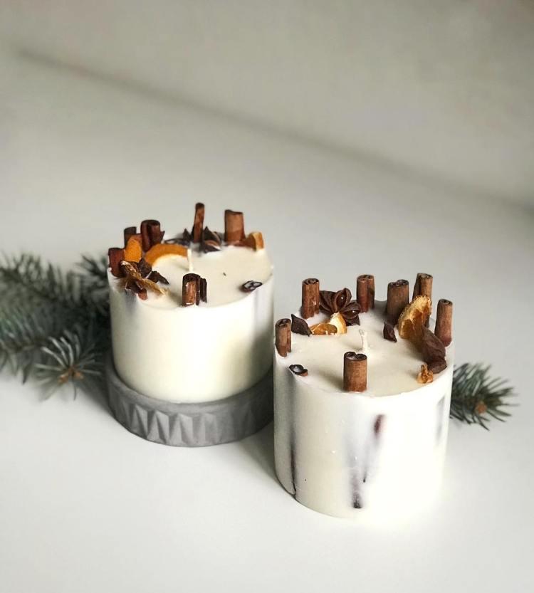 Свічки Lay Concrete Co.