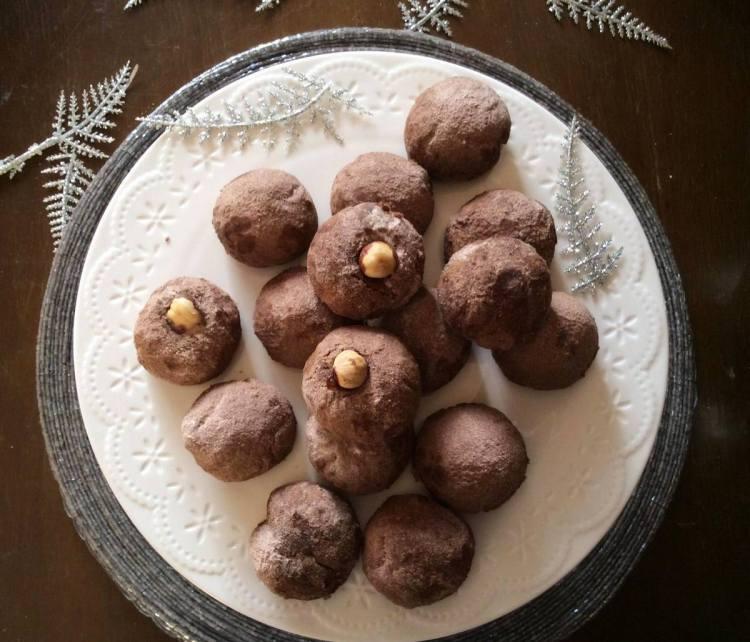 Печиво «Трюфель» готове!