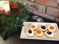 Різдвяне печиво «Оченята ангела»