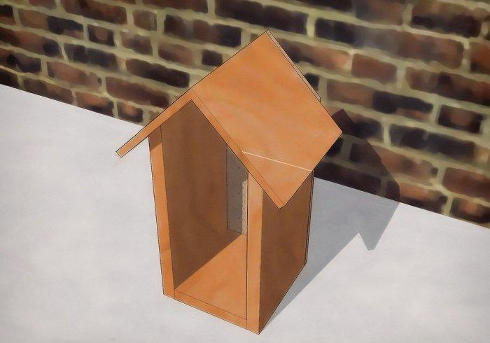 Основа будиночку для корисних комах