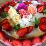 Польський бісквіт з полуничним мусом — ідеальний торт, щоб зустріти літо