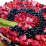 Чізкейк з полуницею в духовці — простий, але ідеальний