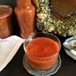 Ароматний соус з аличі до м'яса