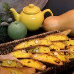 Біскотті з гарбузом — італійське сухе печиво