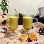 Куркума-латте, або «золоте» молоко — для здоров'я і міцного сну