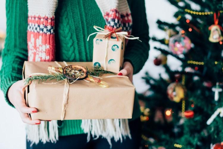 Пакування новорічних подарунків — 55 ідей з фото
