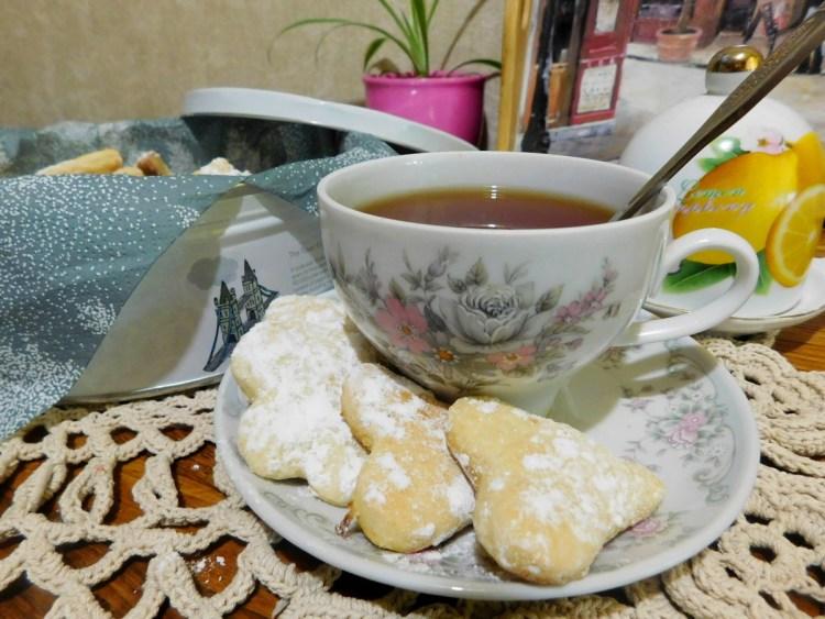 Пісне лимонне печиво до чаю краще, ніж лимон